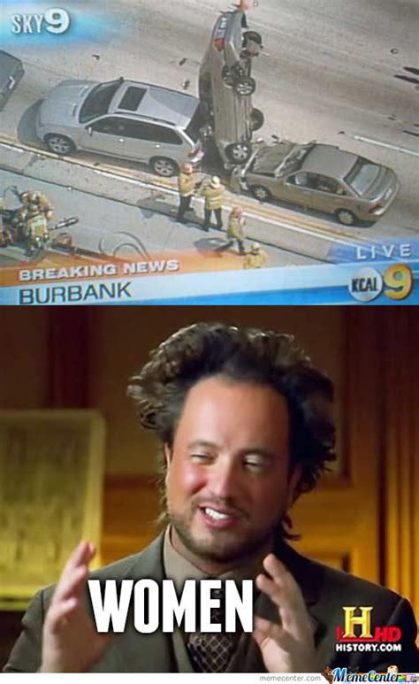 Driving Memes - caution women driving funny stuff pinterest women drivers funny memes and meme