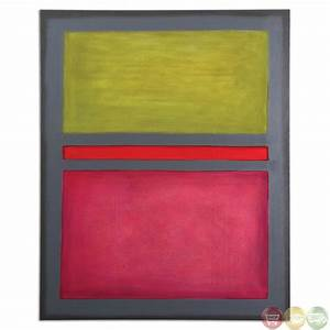 Modern Stained Glass Wall Art Painting 34405