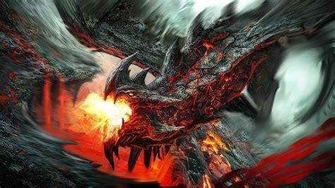 black dragon wallpaper   fun