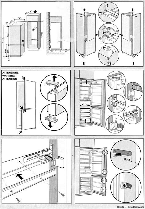 montage porte frigo encastrable comment monter frigo encastrable la r 233 ponse est sur admicile fr