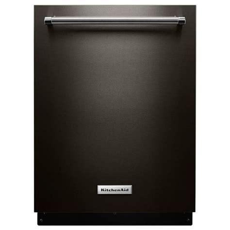 Shop KitchenAid 44Decibel BuiltIn Dishwasher (Black