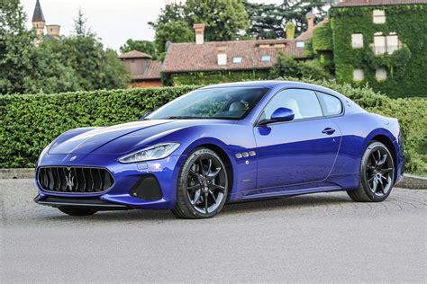 Maserati Granturismo by 2018 Maserati Granturismo Coupe Vehie