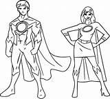 Boy Coloring Superheroes Drawing Superheros Superhero Super Hero Pages Drawings Boys Getdrawings Again Bar Looking Case Don sketch template