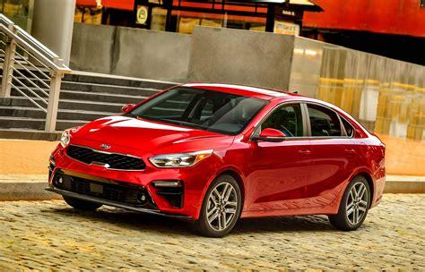 Kia 2019 Review by 2019 Kia Forte Drive Compact Car Blues Wiped Away