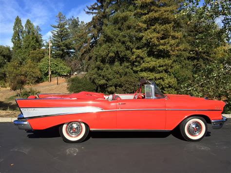 1957 chevy bel air convertible 1957 chevrolet bel air convertible 179969