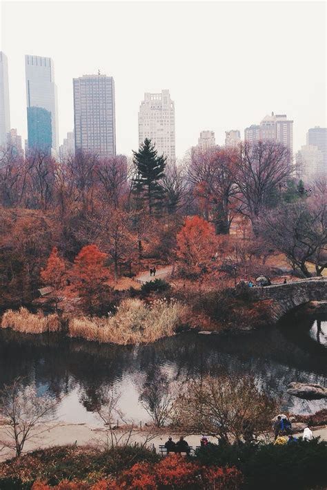 Fall Backgrounds New York by Beautiful Things Images Autumn In New York Hd Wallpaper