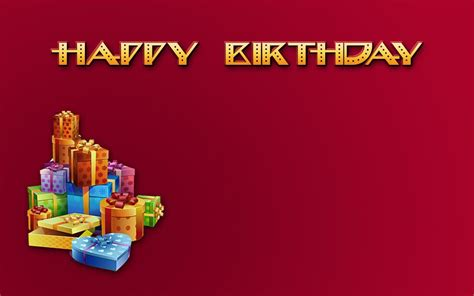 happy birthday backgrounds hd wallpaper cave