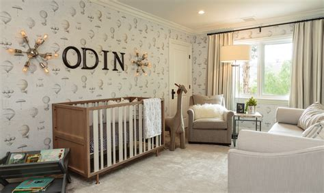 Celebrity Nursery Reveal: Nick Carter's Nursery - Project ...