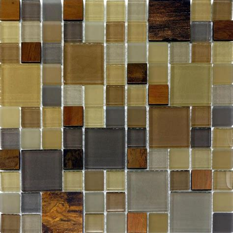 mosaic tiles backsplash kitchen sample copper insert pattern glass mosaic tile kitchen