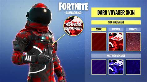 fortnite customizable skins concept big credits