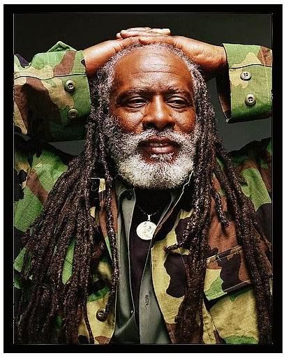 Burning Reggae Spear Rodney Winston Artists Marley