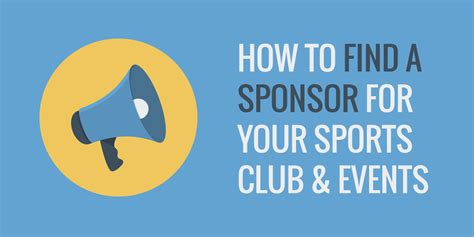 How To Find A Sponsor For Your Sports Team Or Sporting Event. Always Best Care Senior Services. Consulting Firms In Nyc Membrane Touch Switch. Online Culinary Arts Degrees. Alexandria Va Colleges Universities. Commercial Real Estate Broker San Diego. Where Can I Get Liability Insurance. Shopify Theme Development Wifi Proxy Settings. Loan On Rental Property Tooth Transplant Cost