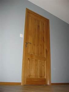 Joint De Porte Bois : habillage de porte 5 messages ~ Edinachiropracticcenter.com Idées de Décoration