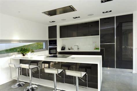 cuisine amenagee pour cuisine ouverte équipée cubik architecture photo n 72
