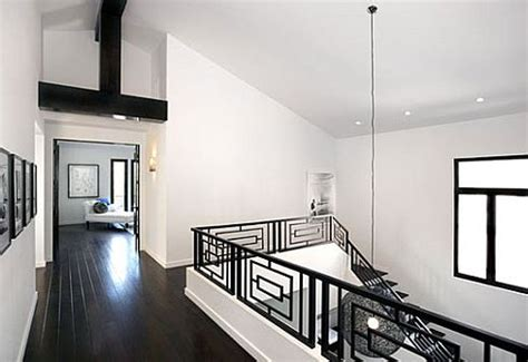 black and white home interior stylish home black and white interiors