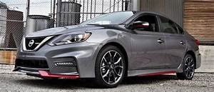 2017 Nissan Sentra Nismo First Drive  A Modest Performance