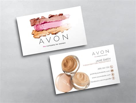 Avon Business Card 08 Entertainment Business Card Templates Free Template With Qr Code Cards Brisbane Southside Housekeeping Scanner Program Bootstrap Musician Php