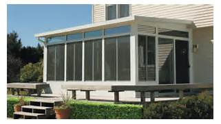Glass Patio Design Open Decks Versus Enclosed Patios Glass Enclosed Patio