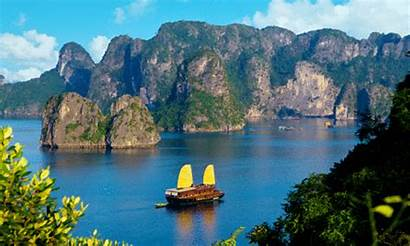 Halong Bay Vietnam Cruise Boat Dragon Pearl