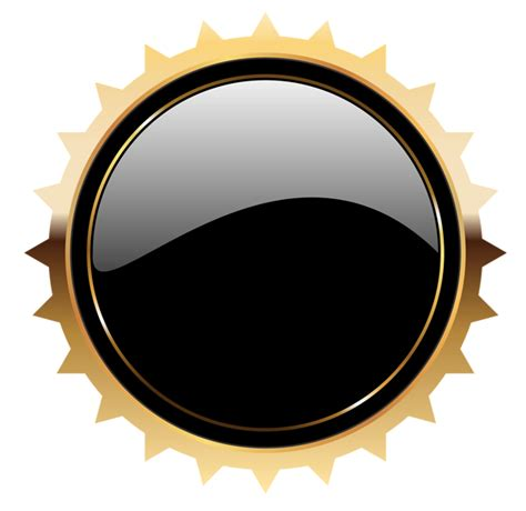 Badge Png by Black Seal Badge Template Png Clipart Image Gallery