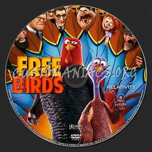 Free Birds 2013 dvd label - DVD Covers & Labels by ...