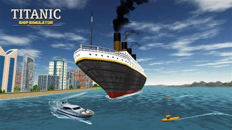 Titanic Boat Poster by Titanic Ship Simulator For Android Apk Download