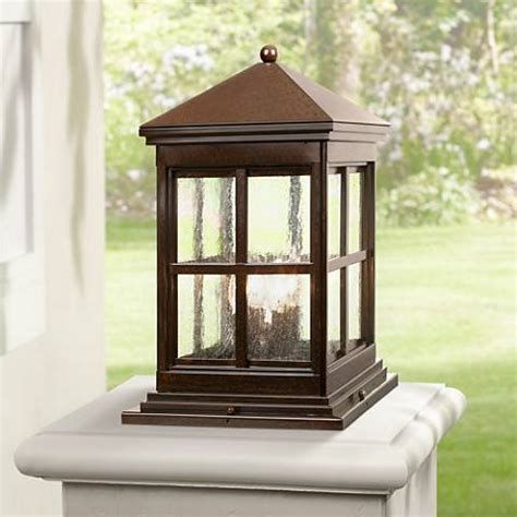 Pier Mount Lights by Berkeley Collection 18 3 4 Quot High Outdoor Pier Mount Light
