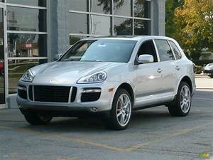 Porsche Cayenne 2008 : 2008 crystal silver metallic porsche cayenne turbo 40054 car color galleries ~ Medecine-chirurgie-esthetiques.com Avis de Voitures