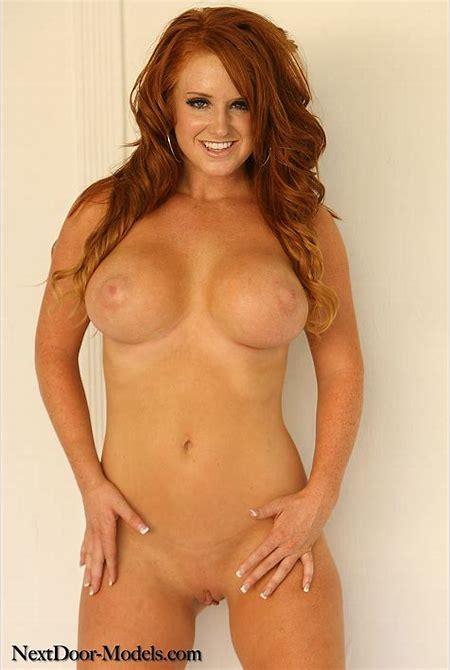 Nextdoor Models - Busty Redhead Naked at AmateurIndex.com