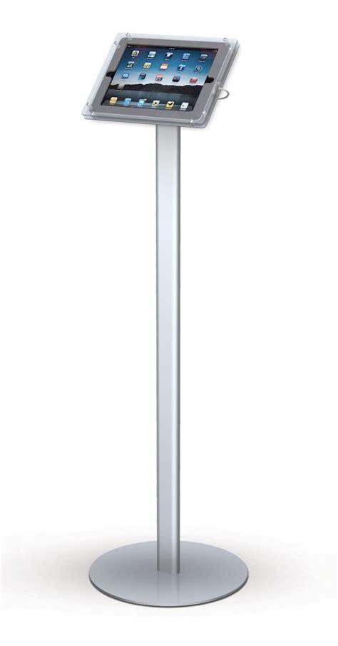 ipad kiosk table mount classic pro ipad stand power graphics com