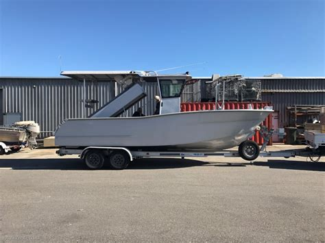 Jet Boat Yacht by Used Aluminium Diesel Jet Boat For Sale Boats For Sale