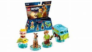 Lego Dimensions Team Pack Scooby Doo On PS4 SimplyGames