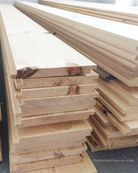 Shiplap Prices Lowes by Where To Buy Shiplap The House
