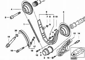 Original Parts For E38 735i M62 Sedan    Engine   Timing