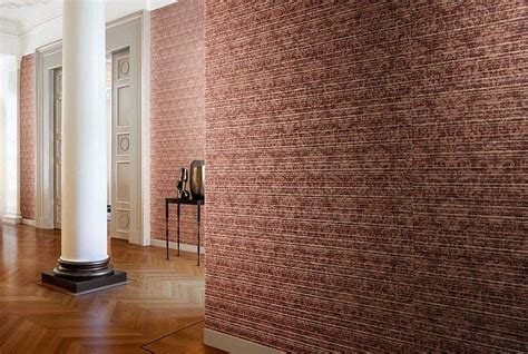 Wall Cover : Vescom Presents New Textile Wallcovering Catalogue