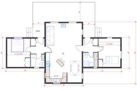 floor l quote single level open floor plan quotes house plans 39058