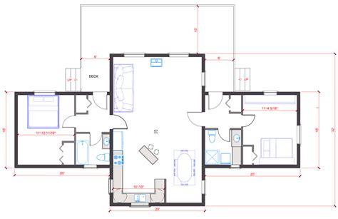 Single Level Open Floor Plan Quotes  Home Plans