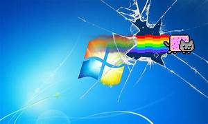 Windows Nyan cat Wallpaper and Background Image | 1280x768 ...