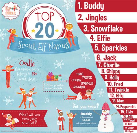 On A Shelf Boy Names by Pole Naming Tips For Your Scout Reindeer And