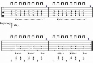 How to write death metal riffs