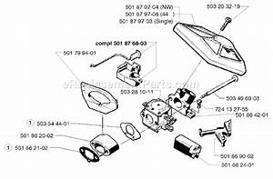 husqvarna 254 parts list and diagram 1996 01 With walbro hda1151 parts list and diagram ereplacementpartscom