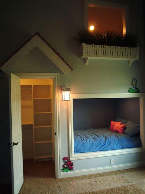 ide desain kamar tidur anak menyenangkan rumah