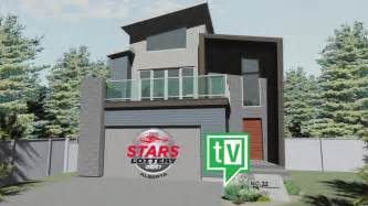Take A Tour Of Red Deer's Stars Lottery Dream Home