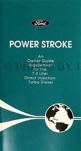1996 Ford Pickup Truck Repair Shop Manual Original Set