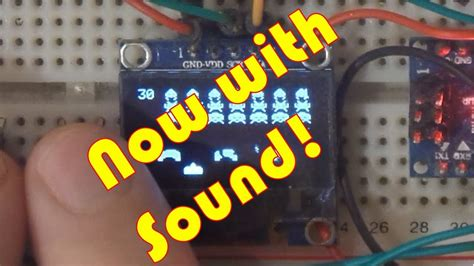 Space Invaders Ep11 : Adding Sound - YouTube