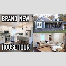 Brand New House Tour & Farmhouse Style Fall Decor Youtube