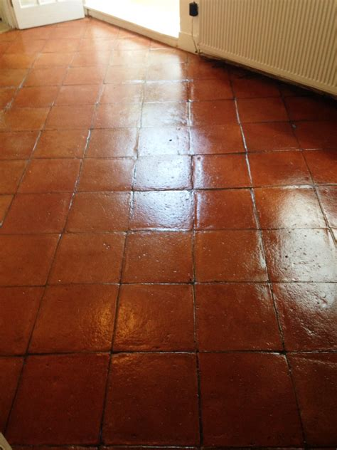sealing terracotta floor east surrey tile doctor