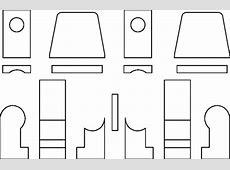 Lego Minifigure Head Template Images Template Design Ideas