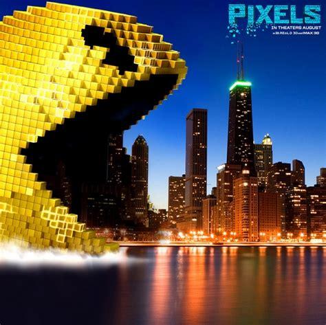 Pixels Movie Game Play Game Online Kiz