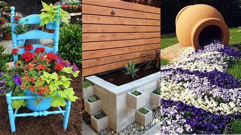 lindas ideas  el patio jardin pabla en casa youtube